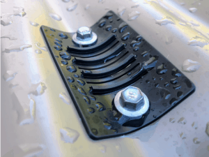 Up Close View of a Smart Water Saver